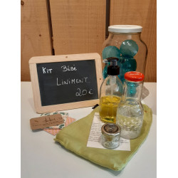 Kit Do It Yourself - Liniment